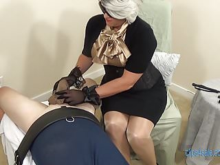 Nylon Glove Handjob trailer