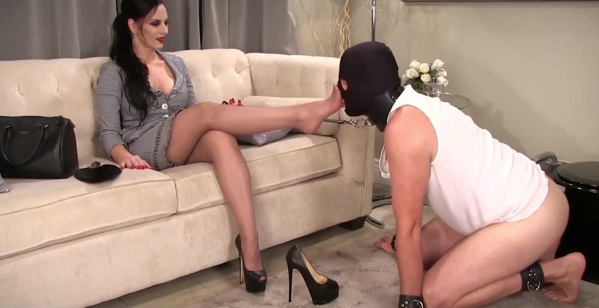 The Mistress slave toy