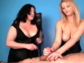Massage babes blue ball their bound sub