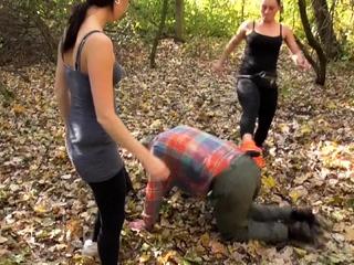 kicking brat girls