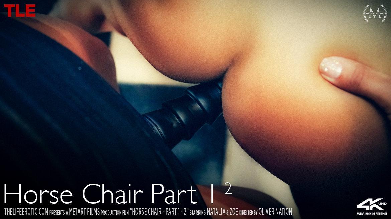 Horse Chair Part 1 II - Natalia & Zoe A - TheLifeErotic