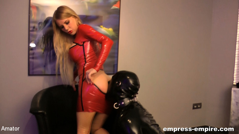 Slave & Lady Estelle in Lady Estelle - Venus Rising Part (Part 1 of 4) - KINK