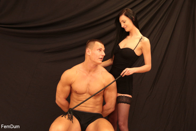 Kara & Peter Stallion in Thomas And Dominatrix - KINK