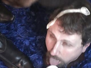 massiv condom humiliator for cuckold loser