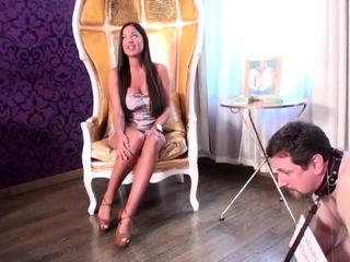 goddess perfecta teasing joschi
