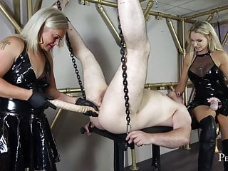 22 inches Deep Inside - Mistress Athena and Lady Dark Angel