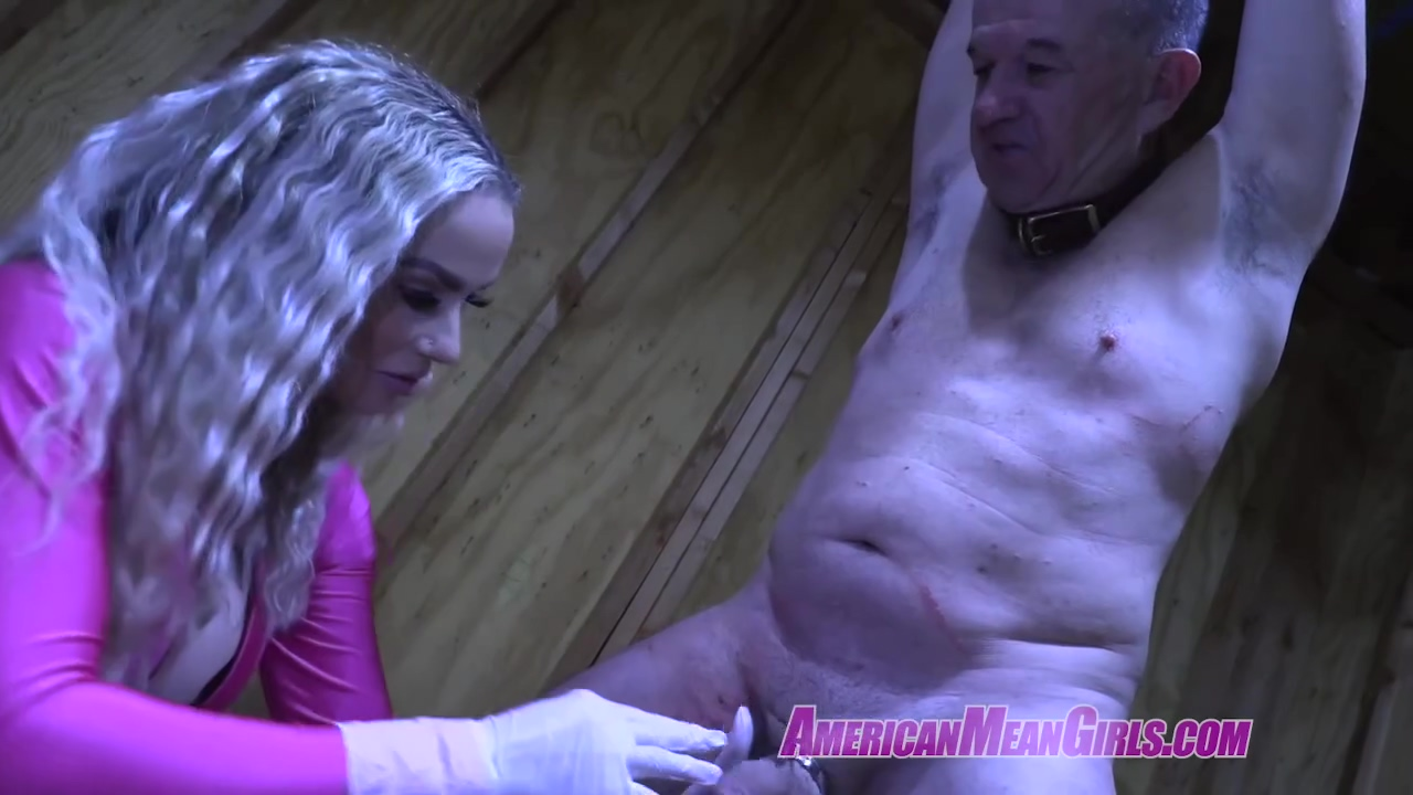 AmericanMeanGirls - Goddess Platinum Oh You Want To Get Unlocked