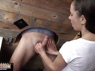 Cock to suck in public toilet