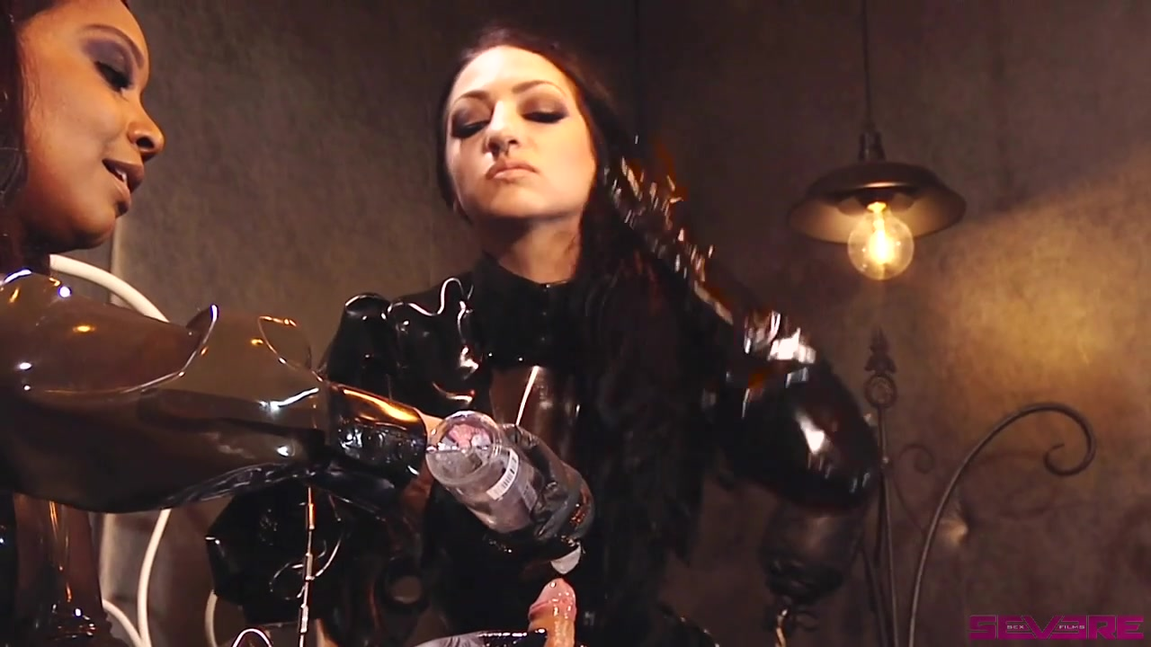 Cybill Troy & Madame V in Bring Out The Gimp (Part 1 Of 3) - KINK