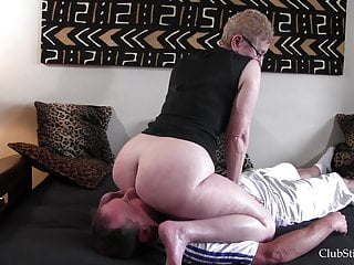 Would you eat your grandma's big stinky ass? 2