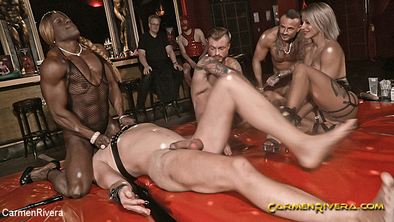 Power Pussy at Insomnia Night Cub (Part 3 of 4) - KINK