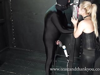 Spiked Chastity With Mandy