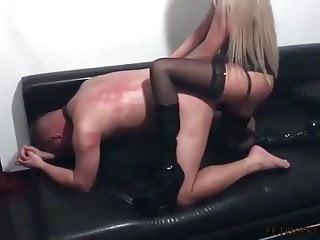 strap-on femdom