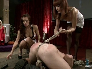 And Brutal Femdom Porn With Bobbi Starr And Lorelei Lee