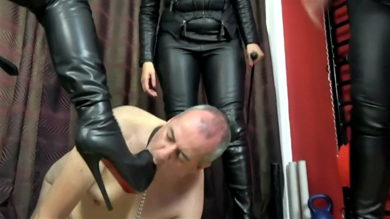 *** Goddess' Humiliating Their Slave...