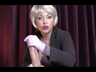 Teaching handjob JOI with ejaculation