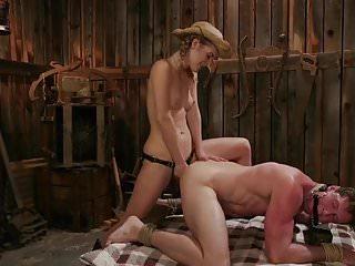 Hot Rancher Breeds New Hunky Beefcake