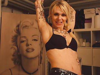 fisting, double fisting, tattoo, pretty nurse