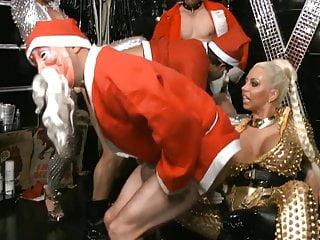 Strapon for Santa #3